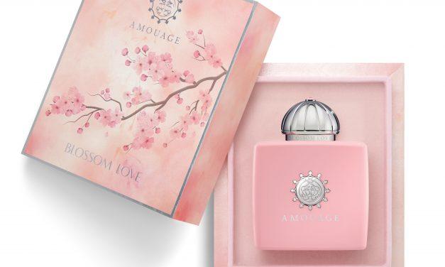 Blossom Love van parfumhuis AMOUAGE nu ook te koop bij Hudson Bay