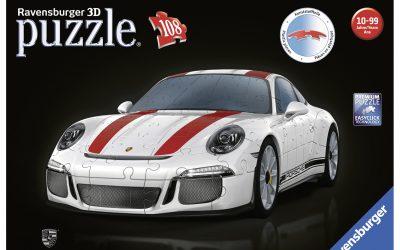 Nieuw van Ravensburger! 3D Puzzel Porsche 911R
