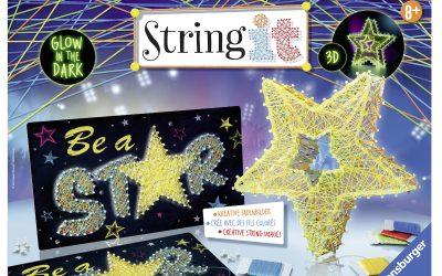 Creatief met draad met String It van Ravensburger