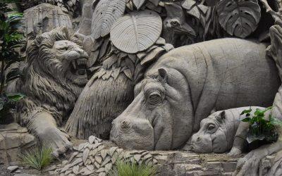 Op ontdekkingsreis bij 't Veluws Zandsculpturenfestijn