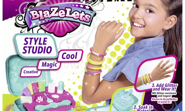 Maak met magisch poeder en water je eigen armbandjes!