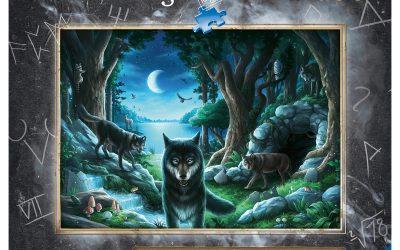 Wie gaat de uitdaging aan met de nieuwe Escape legpuzzels van Ravensburger?