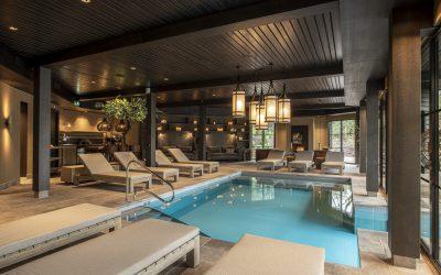 De Cantharel opent wellnesstuin exclusief voor hotelgasten