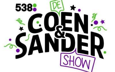 Het Veluws Zandsculpturenfestijn bij Radio 538
