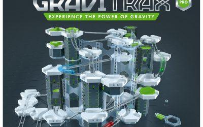 Met de GraviTrax® Vertical PRO starter-set van Ravensburger de hoogte in!