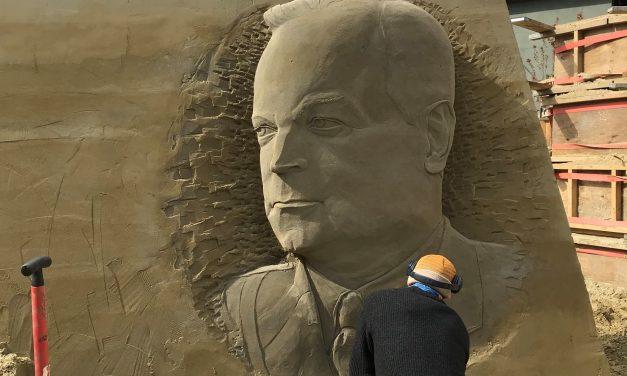 Van zandkorrel tot meesterlijk kunstwerk