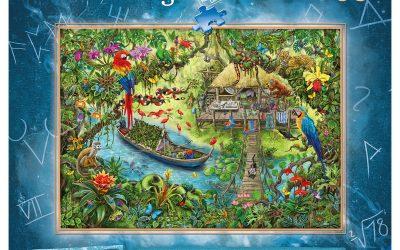 Vind de uitweg uit een spannend verhaal met de Escape Puzzle Kids!